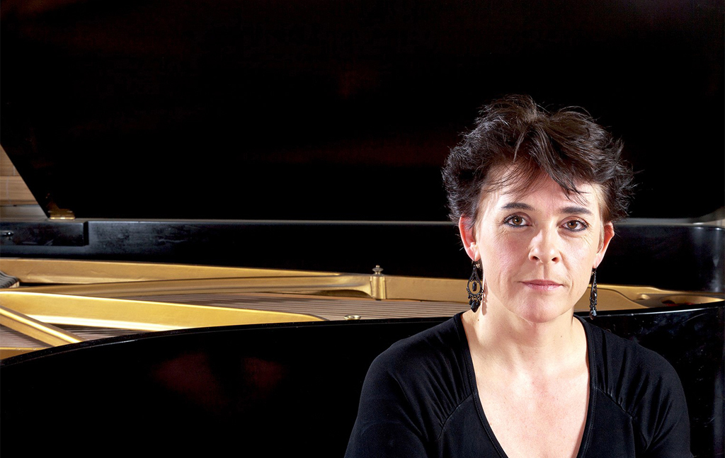 Internationale Pianoserie: Sara Crombach