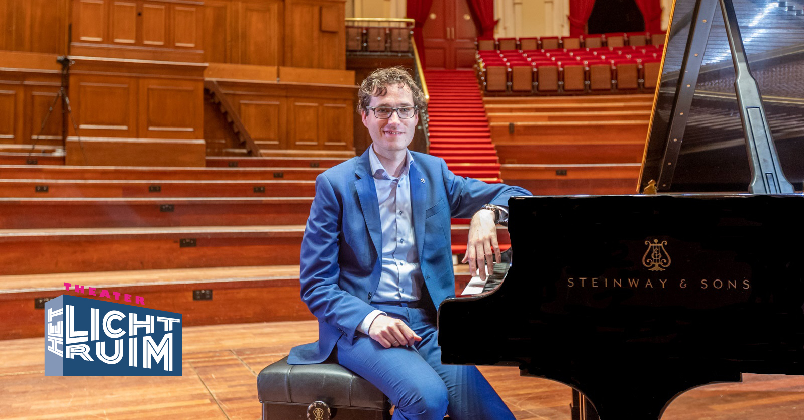 Internationale Pianoserie: Wouter Harbers